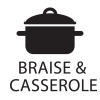 Braise and Casserole
