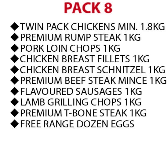 meat pack 8