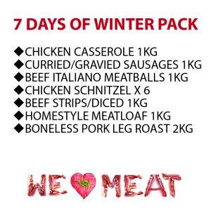 Bulk Pack - 7 Days of Winter-05