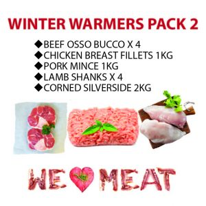 Bulk Pack - Winter Warmers 2-06